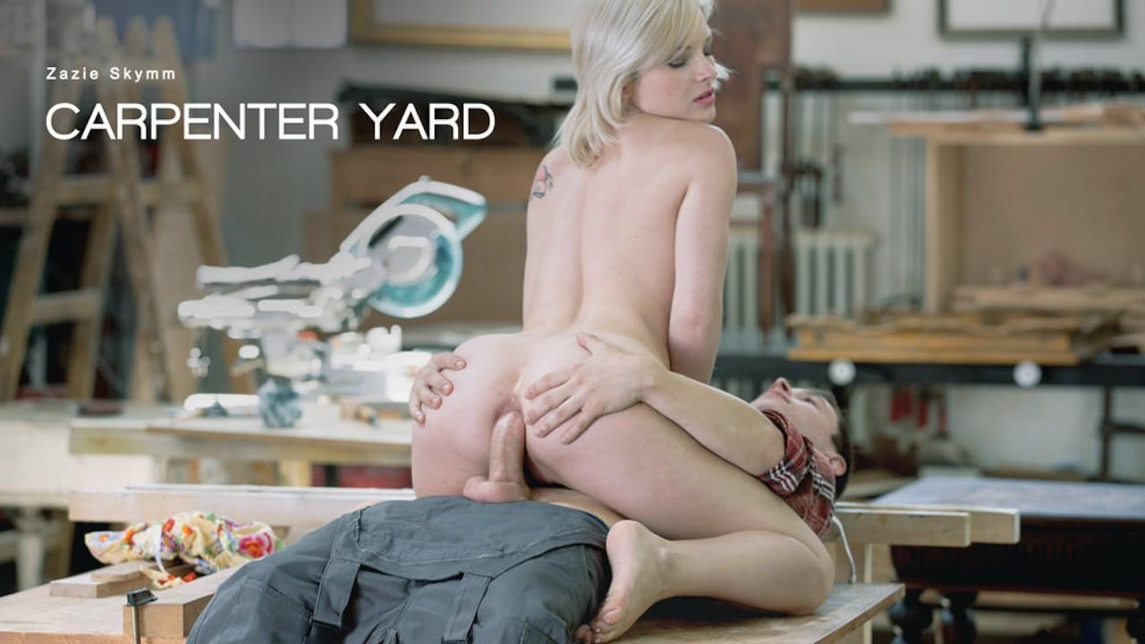 Carpenter Yard - Elegant Anal
