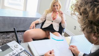Hot Blonde Fucks Doctor - Lets Try Anal