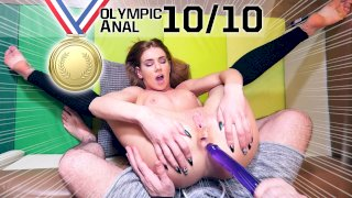 Olympic anal with Melissa Benz - SWEETYX