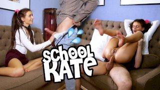 Anal school with Kate Rich - SWEETYX