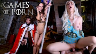 Game of Porn Episode 2: The Dick of the North - SWEETYX