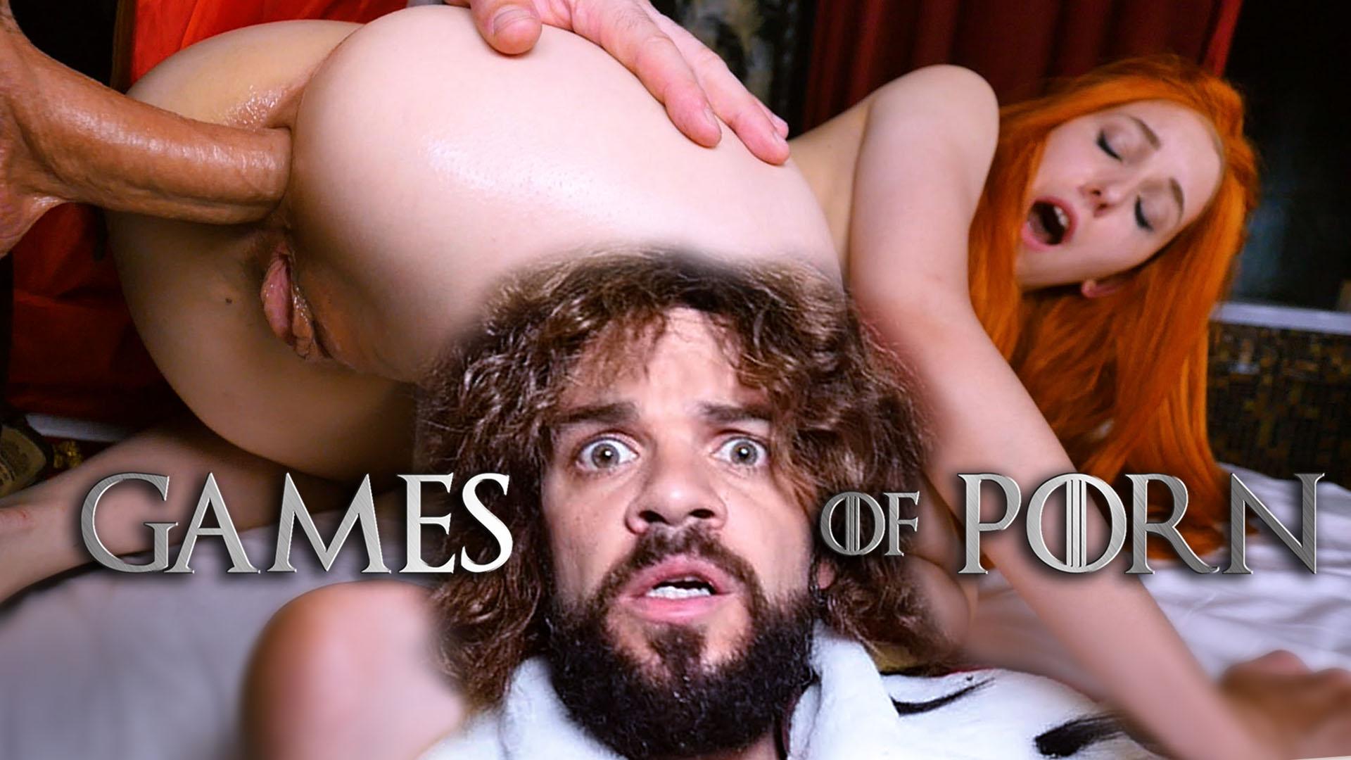 Game of Porn Episode 4: Sansa's Honeymoon - SWEETYX