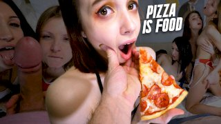 Pizza Dick Delivery - SWEETYX