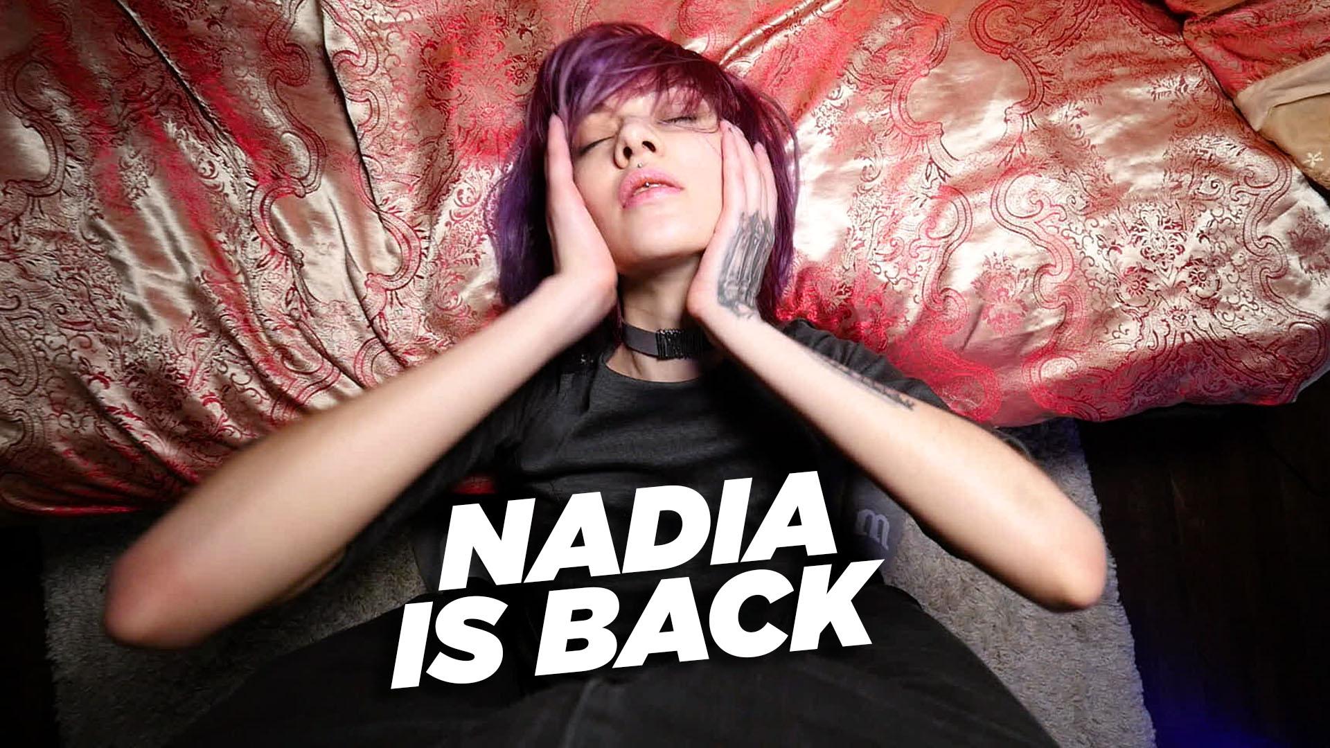 Nadya is back! - SWEETYX